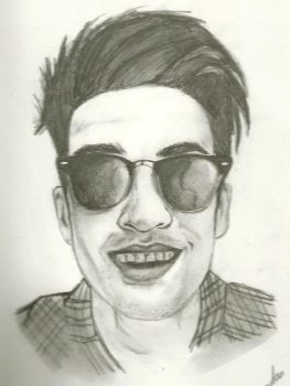 Brendon Urie by OnlyGingerWithASoul