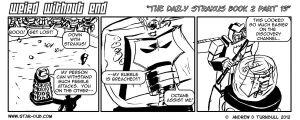 The Daily Straxus Book 2 Part 13 by AndyTurnbull