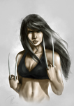 X-23 by jadenwithwings