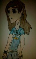 Anime version of me by Mythhunter