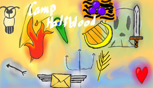 Camp Half-blood 'Banner'