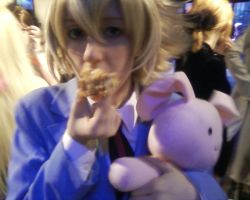 Honey: Amecon 2008 by OuranHighHostClubUK