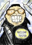 Nuclear Tester by sid8