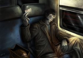 the passenger by Blensig