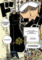 Law One Piece 569 by T-j-T