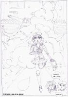 the milkyway's chapter 1 page 2 sketch by miyuu1chan