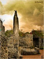 The Coral Castle by Feeriee13