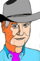Jr Ewing 4 by mr-grump