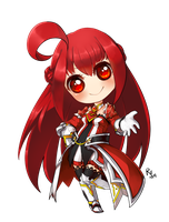Elsword: Grand Master by Remanoir