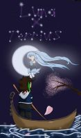 Under the moon by thejadephoenix1