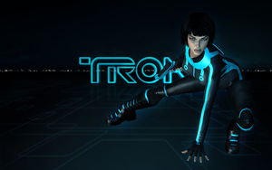 TRON: Quorra Croft by legendg85