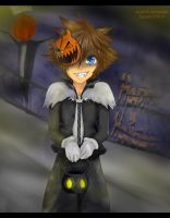 KH: Smiley Halloween by Ivy-Tiny