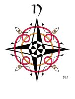 Compass Rose by Ratofblades