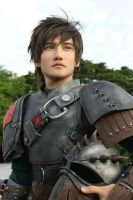 Best Hiccup Cosplay (y) (y) by Nurwathony