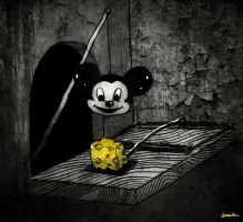mousetrap by berkozturk