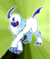 Absol completed by silana