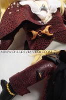 Details of Jareth's Jacket by Meowchee