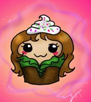 Rysta as a Cupcake by Captain-Savvy
