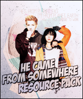 [PACK] He Came From Somewhere by BakaGirl43