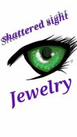shattered sight jewelry by KDelfino