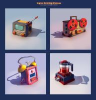 Objects by lepyoshka