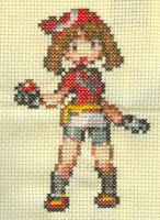 XStitch Fanart- May by missy-tannenbaum