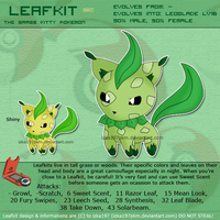 Leafkit no 001 by izka197
