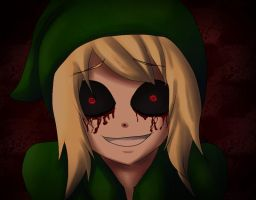 Ben Drowned by Luru-Chi