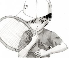 The Prince Of Tennis - Little Ryoma by asha0