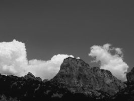 Kolob Black and White by chibiamy