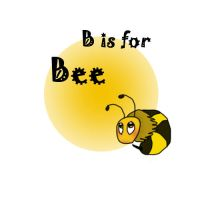 B is for Bee by RIOPerla