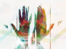 painter's hands, remix by taisetdanse