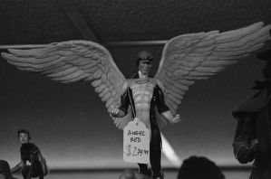The Angel by Neville6000