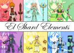 [Elsword]ElShard Elements Concepts[Design Contest] by ChibiSalLina