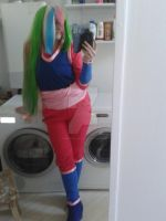 [Cosplay!] Full Sani costume + wig test by FebruaryChaos