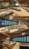 Stock Exchange by kulayan3d