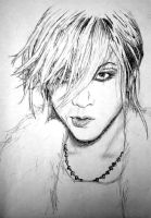 hide sketch by Emy-chan07
