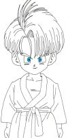 trunks uncolored by alan181818