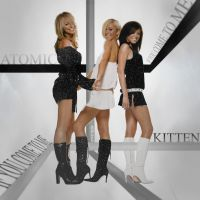 Atomic Kitten If You Come To Me by DiYeah9Tee4