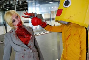 Whats That - Dead Rising by black-ravens-blood