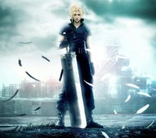 Cloud Strife by LightningFarron165