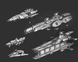 CIV IV BTS FF Ship Concepts by tomsymonds