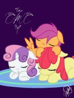 After A Long Day Of Crusading by o0VinylScratch0o