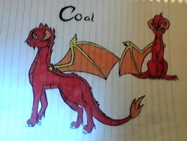 Coal ref. by FrostTheDragoness