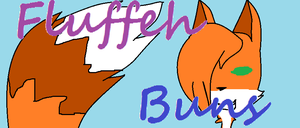 Fluffe Buns icon contest by CreshendoCanine