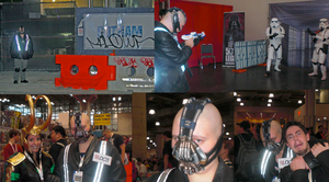BANE COSPLAY NYCC by OperaGhost21