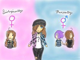 ::Gender Dysphoria:: by Batty-Brandyn