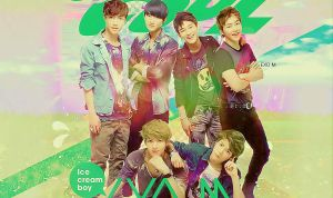 EXO M-ICE DREAM BOYS by jaz1185