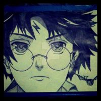 Harry Potter by Asma20