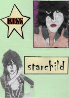 kiss:starchild by little-vampire-dane